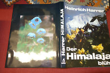 EP678: Heinrich Harrer Der Himalaja blüht 1980 ca.153 Seiten