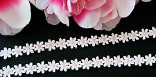 Amazing embroidery tiny flower lace trim- ribbon - price for 1 yard