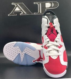 Air Jordan Retro 6 'Carmine' 2021