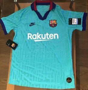 Precos Baixos Em Fc Barcelona Azul Fa De Futebol Clube Internacional De Roupas E Souvenirs Ebay