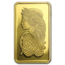 2.5 GRAM PURE GOLD BAR ~ PAMP SUISSE ~ FORTUNA ~ *NEW VERSION* ~ ASSAY ~ $138.88