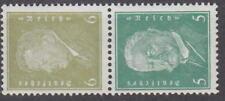 DEUTSCHES REICH 1932 ZUSAMMENDRUCK Mi.: S 44 - 465+411 - **postfrisch**