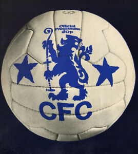 Chelsea Home Football Programmes - *Choose from List*- Discount for Multi-buy!