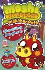 Moshi Monsters Pick Your Path 2: Moshling Mayhem, VARIOUS Paperback Book Goo