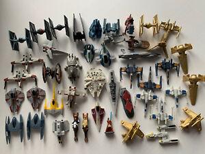 Star Wars Micro Machines ships