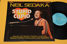 NEIL SEDAKA LP STUPID CUPID ORIG UK NM ! MAI SUONATO ! UNPLAYED !!