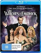 The Witches Of Eastwick (Blu-ray, 2010)