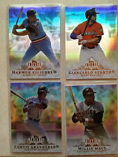 2013 TOpps Tribute Base card Giancarlo Stanton Marlins