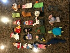 Ikea Mixed Lot Of 22 Finger Puppets