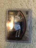 2017-18 Panini Select Concourse Level #8 Lauri Markkanen Rookie Chicago Bulls