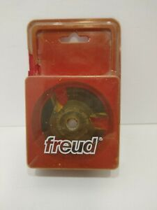 """Freud EC-044 2-7/8"""" x 3/4 Round Over Shaper Cutter Good Condition Used"""