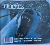 CINEFEX 112 - The Golden Compass / I Am Legend / Beowulf BRAND NEW USA MAGAZINE