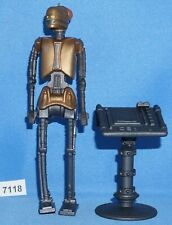 "Star Wars 1997 EV-9D9 & DATA PAD 3.75"" Figure"