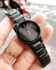 Ladies Citizen Ga1055-57f Black Stainless Steel 16mm Watch Link
