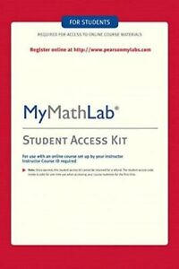 MyMathLab Student Access Code - Fast delivery