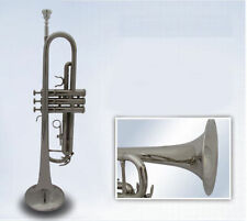 Nickel-Plated Professional Brass Instruments