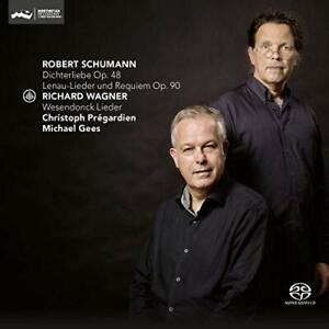 SCHUMANN DICHTERLIEBE OP. 48 - PREGARDIEN CHRISTOPH and M GEES [CD]