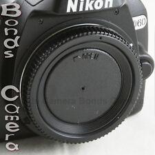 Pinhole Lens Body cap black for Nikon F Mount camera Photography lomo lomography