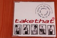 Take That – Could It Be Magic - 8 tracks -  Boitier neuf CD album