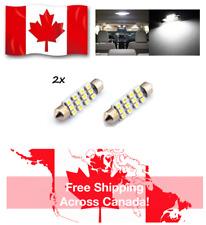 2 PCS 41mm 3528 12SMD LED Car Interior Festoon Dome Bulb Lamp Light 12V WHITE