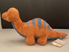 Steiff 087837 Soft Cuddly Friends Bronko Brontosaurus 11in