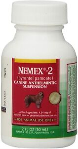 Nemex 2 - Puppy Wormer, 2oz (60ml)