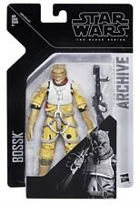 """Star Wars The Black Series 6"""" Inch Archive Bounty Hunter Bossk In Hand ESB"""