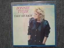 Bonnie Tyler - Take me back US 7'' Single WITH COVER