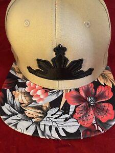 Philippines Filipino Hat Snapback Floral 3 Stars And sun rare Hat 1