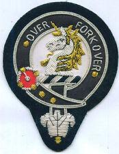 New listing Uk Royal Scottish Scotland Clan Cunningham Heraldry Crest Family Name Coa Patch