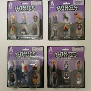 Homies Series 5 in blister packs