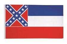 Fahne Flagge Mississippi USA 90 x 150 cm