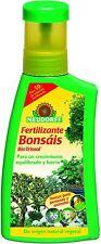 NEUDORFF BIOTRISSOL Fertilizante Orgánico Líquido, BONSAIS. Botella 250 ml