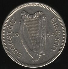 More details for 1934 ireland 3 pence coin | european coins | pennies2pounds