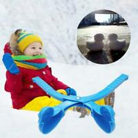 Snow Duck Clip Easy To Make Cute Duck Snowman Outdoor Toys