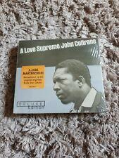 John Coltrane - A Love Supreme (Deluxe Edition) 2CD set, new, still sealed