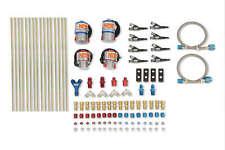 Nos Custom Nitrous Plumbing Kit Pro Shot Fogger Adjustable