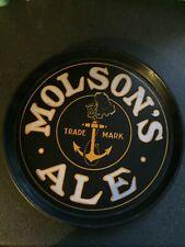 MOLSON'S Beer tray 1930