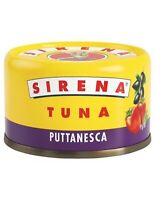 Sirena Tuna Puttanesca 95gm x 12