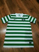 Celtic football home shirt 2012 - 2013 size ( XL Boys )