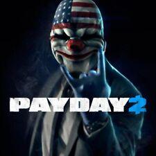 PAYDAY 2 Region Free PC KEY (Steam)