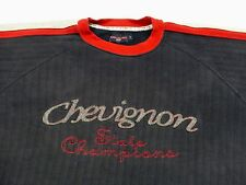 Charles Chevignon Vintage Jersey ESTADO CHAMPION HOOLIGANS TALLA: L Tip Top