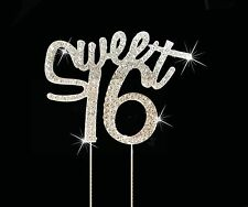 Strass Gem Gâteau Choix Dessus Sweet 16