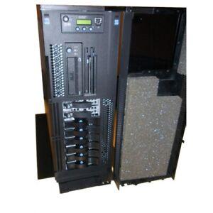 IBM 9406-520 0900 7450 Power5 1.5GHz, 4GB, 4x 36GB, 30GB Tape, 5709 RAID, OS 6.1