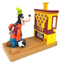 Vintage Disney Goofy Gumball Machine By Carousel Toys Swing Action Bowling