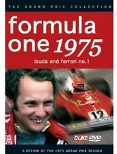 Formula One 1975: Lauda and Ferrari No. 1 (2012, REGION 1 DVD New)