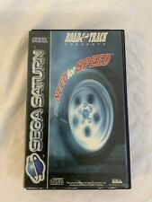 Sega Saturn The Need For Speed Video Game Pal