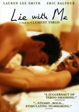LIE WITH ME - Lauren Lee Smith, Eric Balfour , Polly Shannon - SEALED DVD