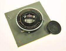 """Ilex Optical Company No. 32 no. 3 Universal Anastigmat F4.5 6 3/8"""" Camera Lens"""