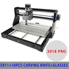 Cnc 3018 Pro Router 25w Diy Mini Cnc Laser Engraving Machine Grbl Control 110v